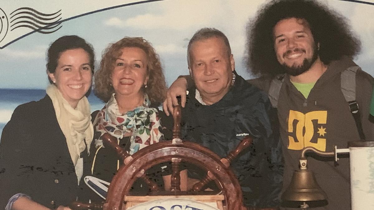 Carta de agradecimiento de la familia de Pedro Montesdeoca