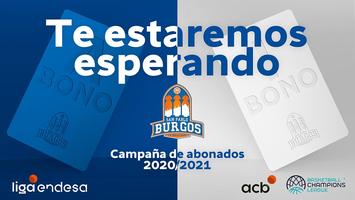 El CB Miraflores de Burgos, primer club en presentar un abono para la próxima temporada