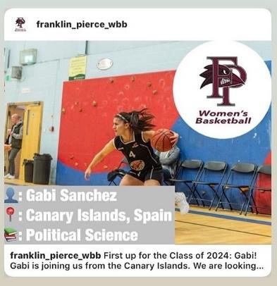 Franklin Pierce University confirma la incorporación de Gabriela Sánchez-Parodi