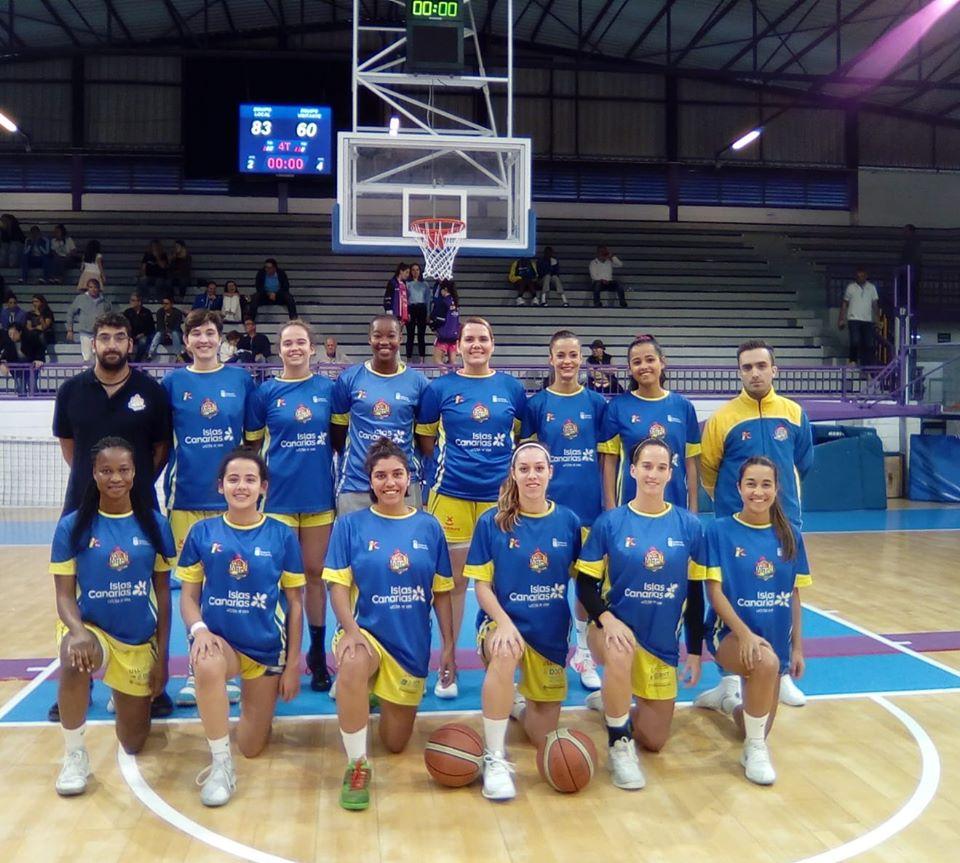 Adareva, campeón de Canarias y asciende a Liga Femenina 2