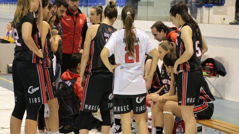 Magec Tías Lanzarote competirá en Liga Femenina 2 por cuarta temporada consecutiva