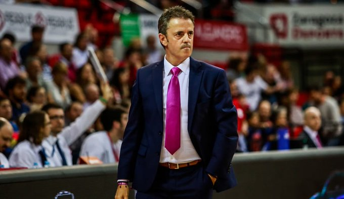 [VÍDEO] Así es Porfirio Fisac, el nuevo entrenador del Gran Canaria-Claret