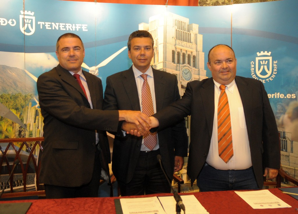 Once años de la firma del «Preacuerdo de voluntades» para la Convergencia entre Tenerife Baloncesto y Cantera Base 1939 Canarias