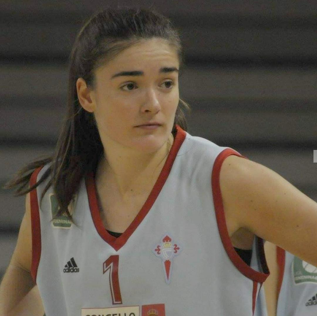 Celia García cumplirá su tercera temporada en el Celta de Liga Femenina 2