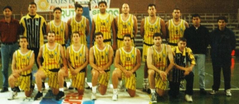 Se cumplen veintidós años del último ascenso del Club Baloncesto Canarias