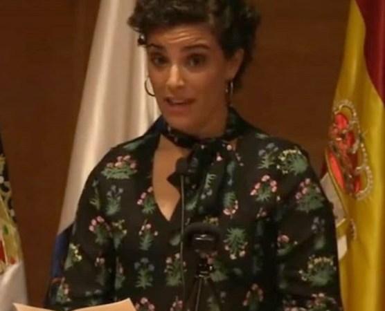 Alicia Cebrián, nueva concejala de Deportes en Santa Cruz de Tenerife, en detrimento de Elena Mateo