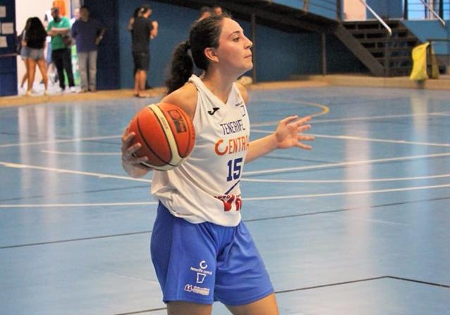 Cynthia Jorge renueva con el Tenerife Central para la próxima temporada