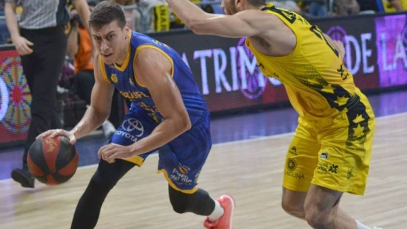 Fabio Santana seguirá en el Gran Canaria-Claret