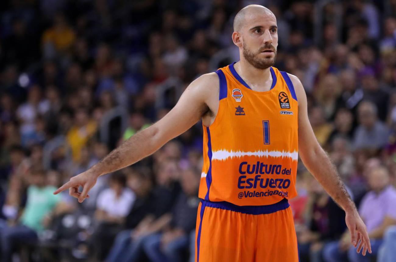 Colom no quiere irse del Valencia Basket