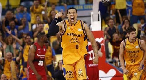Wiley se despide destacando que en Gran Canaria «he tenido algunos de los mejores momentos jugando al baloncesto»