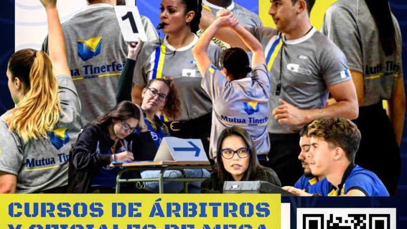 La Canaria realizará en septiembre cursos de árbitros y oficiales de mesa