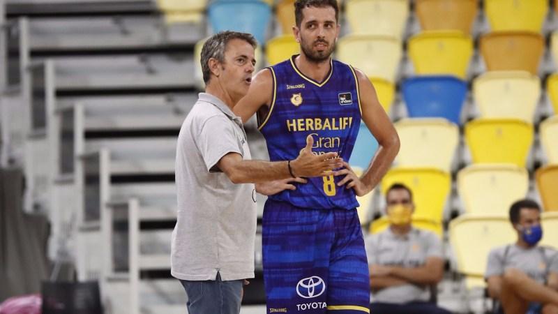 [VÍDEO] Fisac: «Jugamos por nuestra afición y por Gran Canaria»
