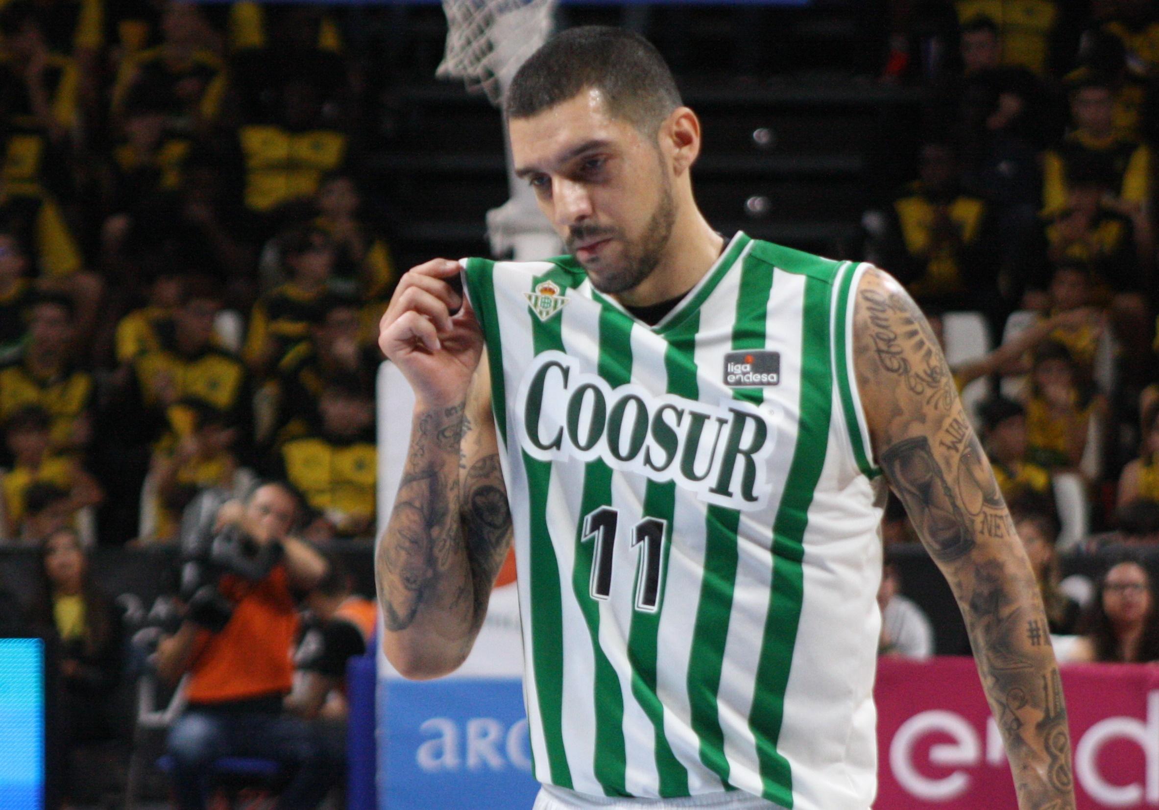 Nacho Martín jugará en el Ciudad de Valladolid de LEB Oro