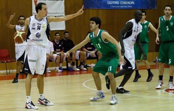 Nacho Díaz deja el baloncesto