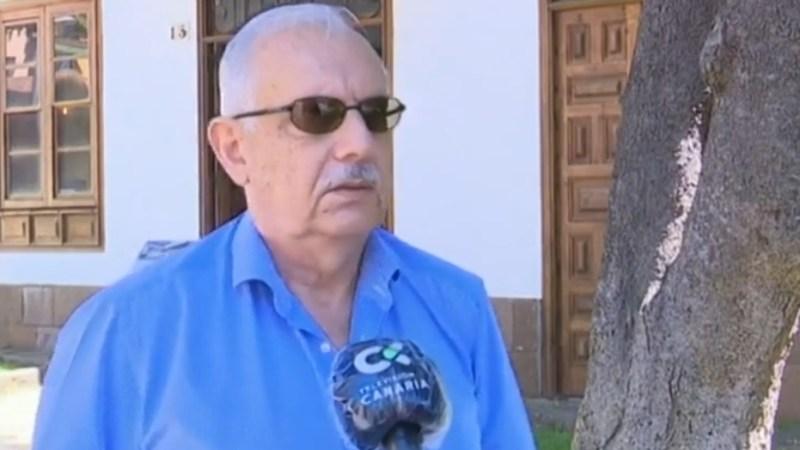 Marrero, sobre las acusaciones de Djassi a García: «Hay que descubrir quiénes y por qué están detrás de esto»