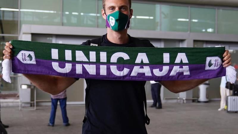Abromaitis ya está en Málaga tras entrenar en Tenerife