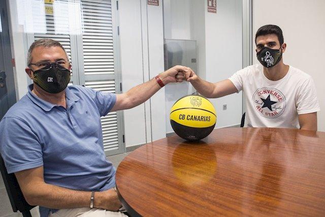 Cabrera reconoce que la recuperación de Yusta puede suponer la salida de Rodríguez