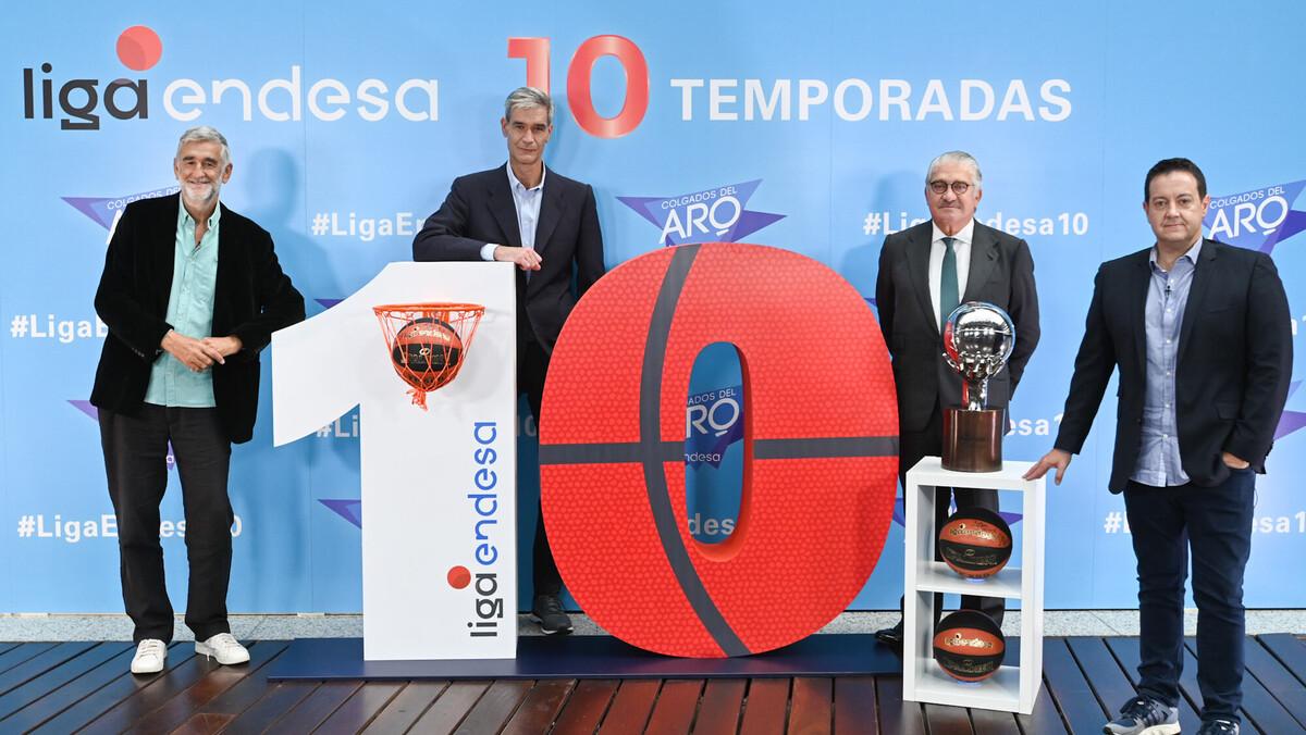 La Liga ACB 20/21 se presentó en el programa 'Colgados del Aro'
