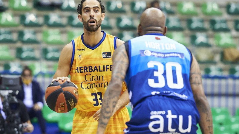 Los jugadores amarillos quieren seguir sumando alegrías en EuroCup para alejarse de la tristeza en ACB