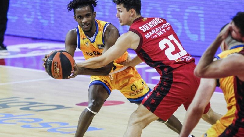 Buen debut de Jean Montero en ACB
