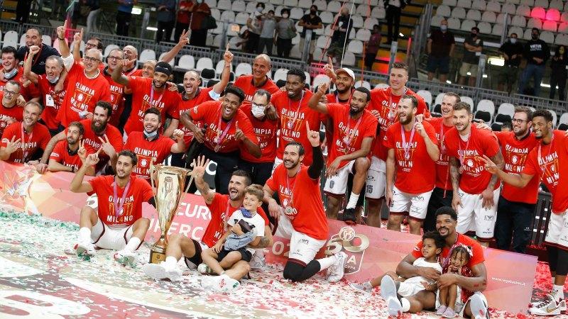Sergio Rodríguez gana la Supercopa de Italia