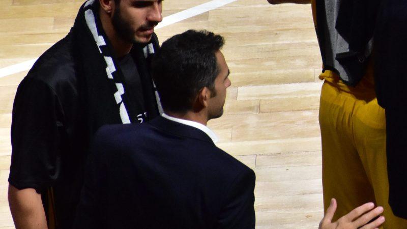 Sergio Rodríguez no debutó en competición europea