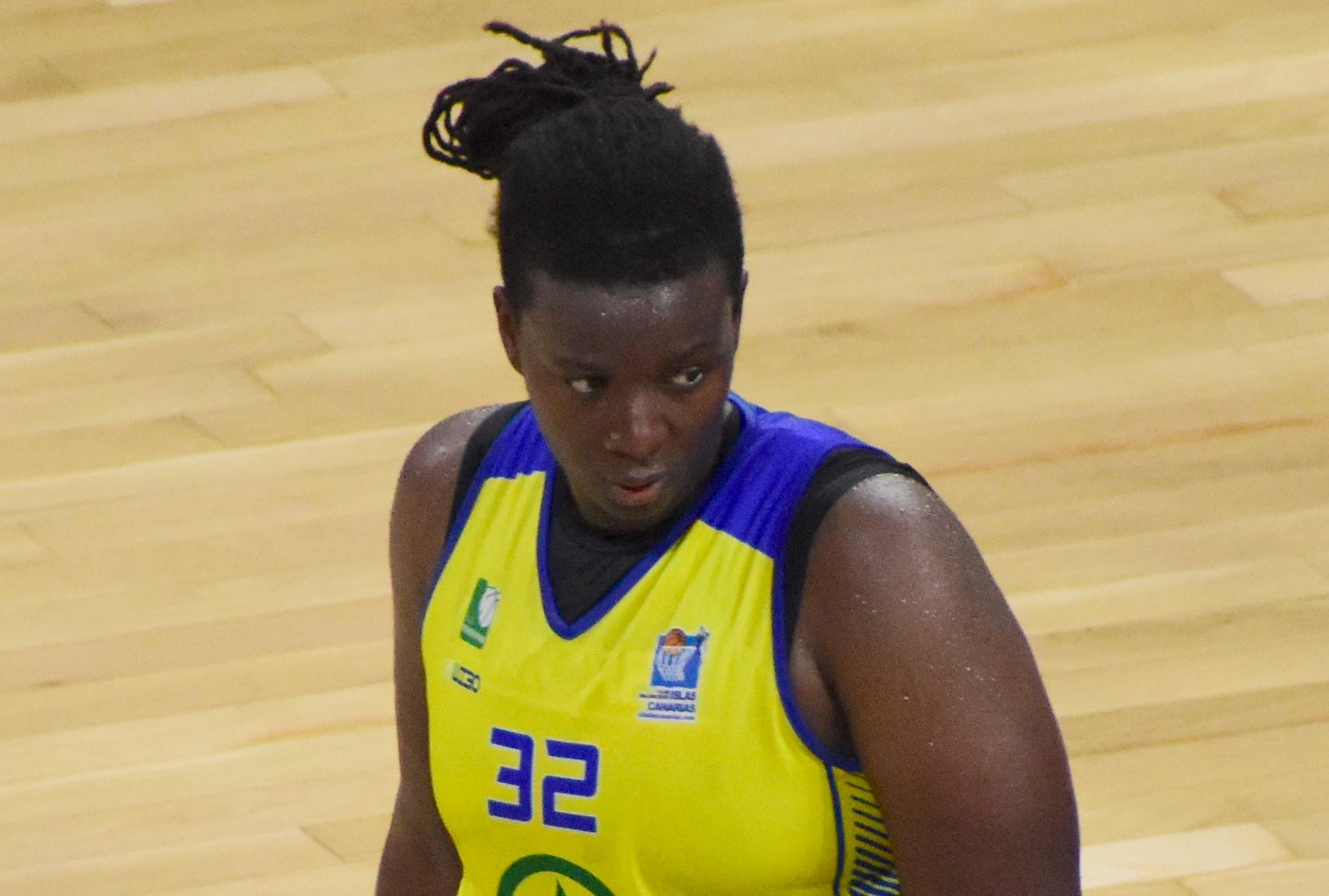 Kai James, MVP de la primera jornada de Liga Femenina