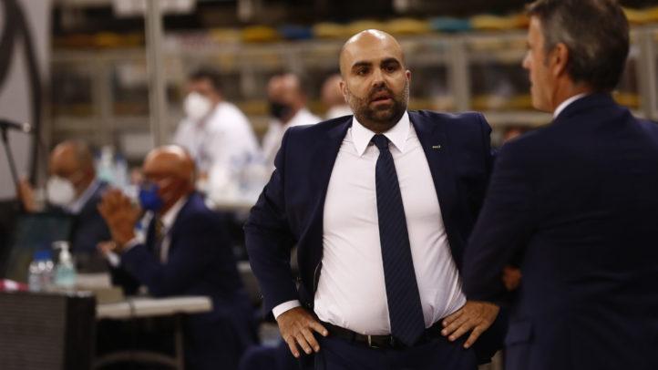 García, sobre el Cedevita Olimpia: «Es un equipo con jugadores de mucho nivel»