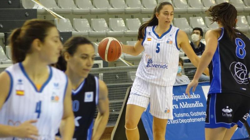 Avenida y Valencia siguen dominando la Liga Femenina