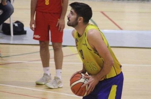 El grancanario Alberto Artiles jugará en el Basket Navarra de LEB Plata