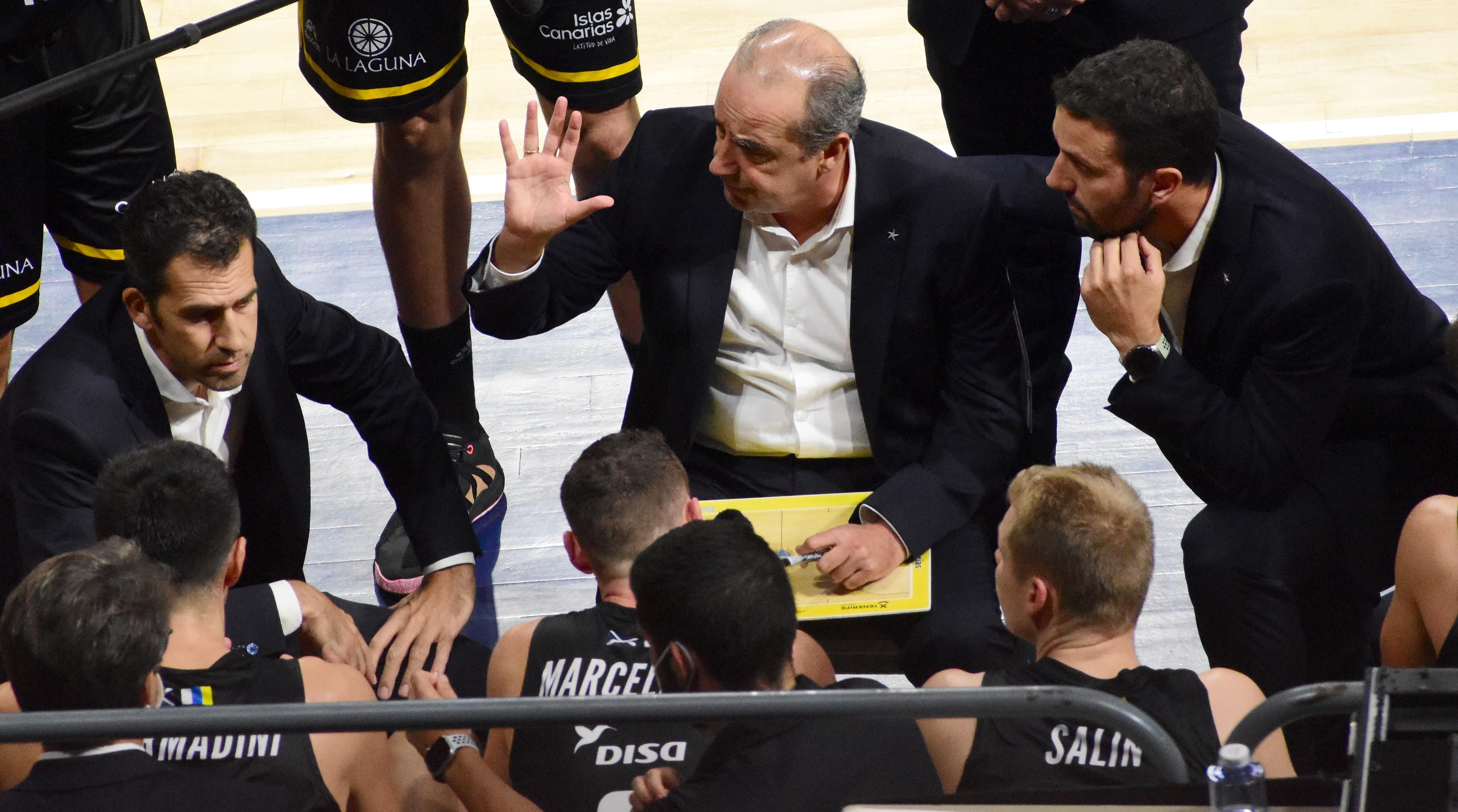 Vidorreta: «El partido ante Gran Canaria será igualado y difícil»