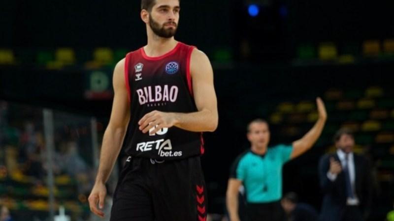 Jovan Kljajic debutó como jugador de Bilbao Basket