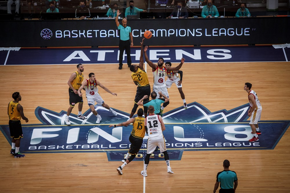 AEK Atenas gana al Basket Zaragoza y es finalista de la BCL 19/20