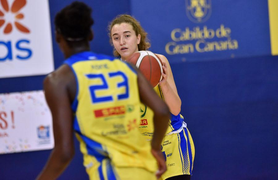 Carla Brito debutó en Liga Femenina