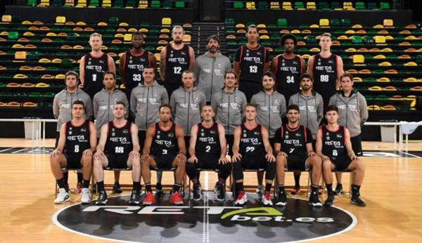 Bilbao Basket, confinado
