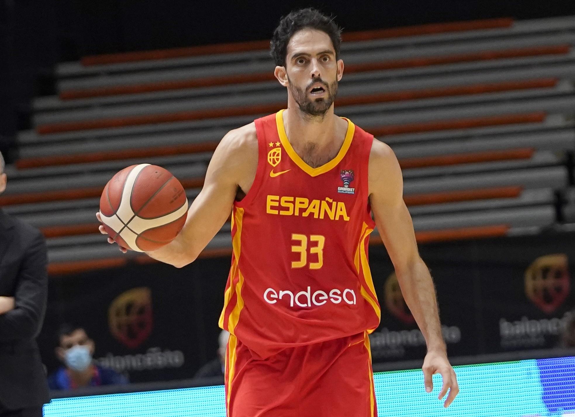 Beirán, entre los doce convocados para el España-Rumanía
