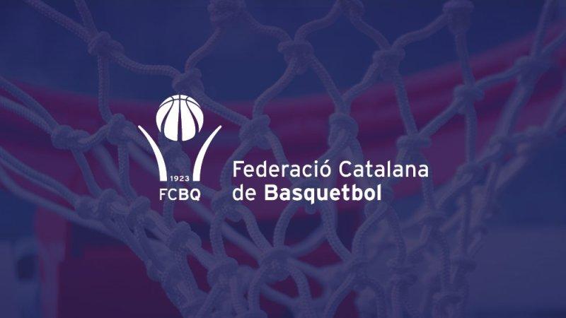 La Federación Catalana de Baloncesto suspende sus competiciones durante quince días