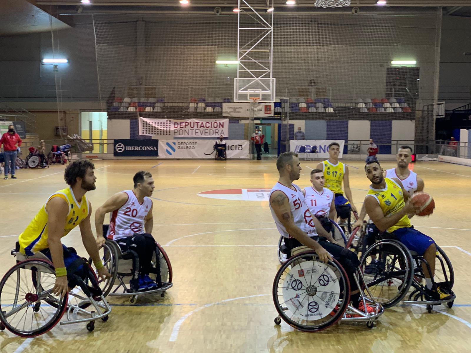 Gran triunfo del Econy Gran Canaria para empezar la temporada en División de Honor