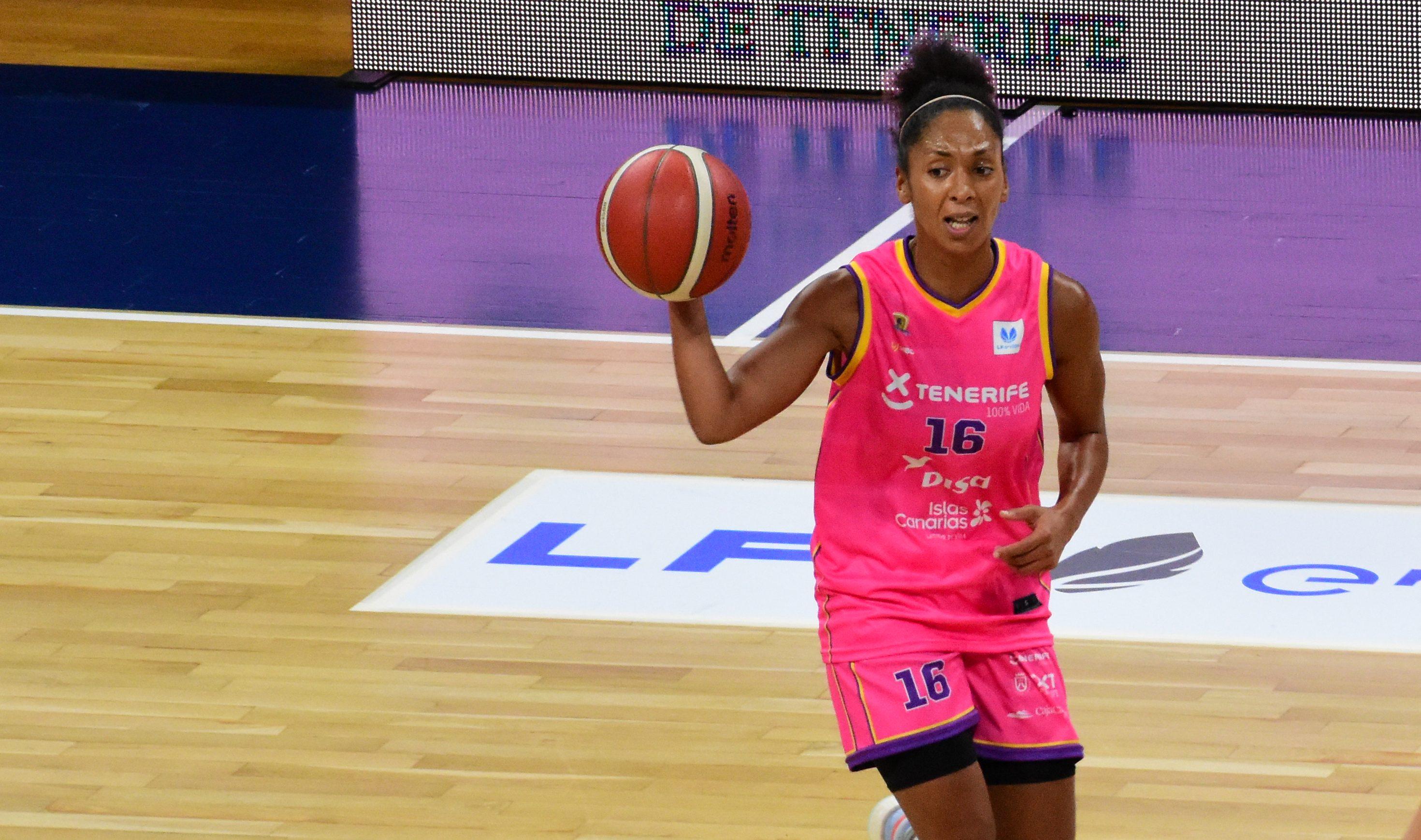 Maria Bettencourt, de La Laguna a Zaragoza