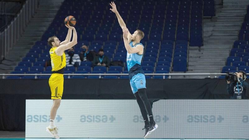 Defensa y acierto exterior para la decimocuarta victoria aurinegra en ACB