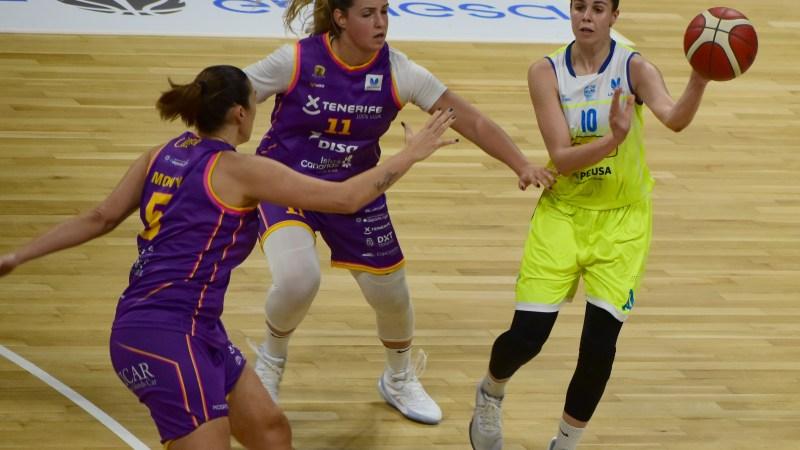 El Clarinos sufrió su octava derrota ante el Sedis Bàsquet de Yurena Díaz