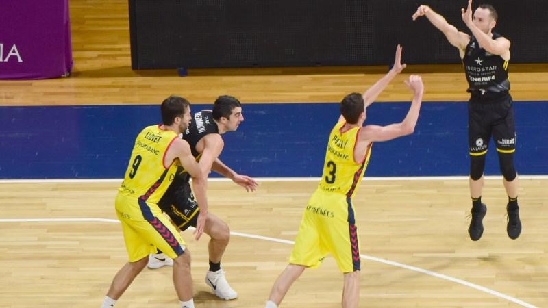 Decimotercera victoria aurinegra en ACB ante un Andorra que no se rindió