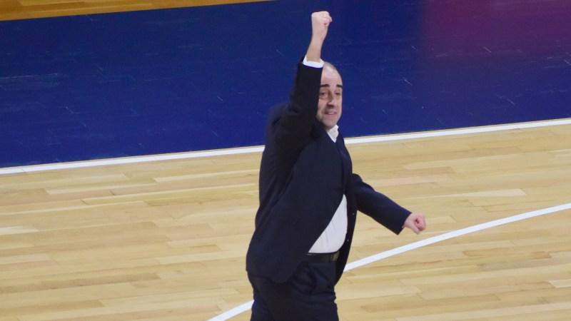 Vidorreta: «Hemos obtenido una victoria merecida»