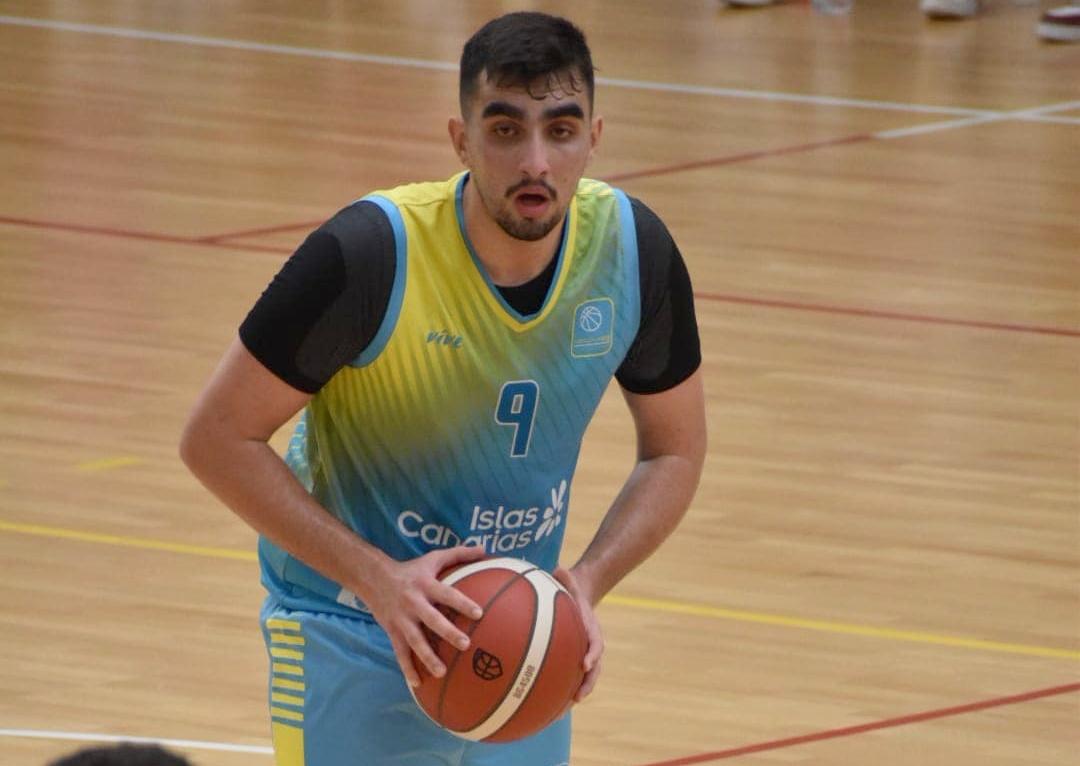 Jorge Parrondo, del Agüimes de EBA al Telde Basket Tara de Primera Autonómica