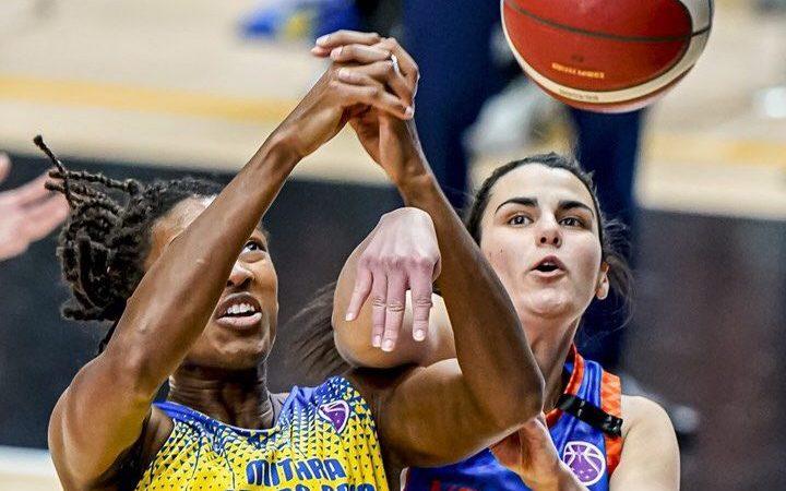 Leticia Romero, clasificada para los octavos de final de la EuroCup Women