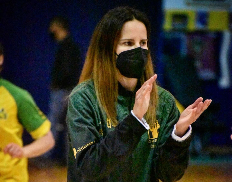 La grancanaria Ana Hernández se marcha a Lituania