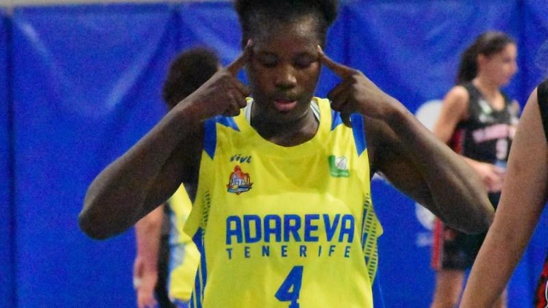 Dembélé, la arrolladora bi-MVP del Adareva