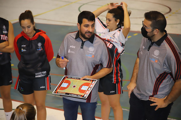 El Magec Tías podría no competir en Liga Femenina 2 la próxima temporada