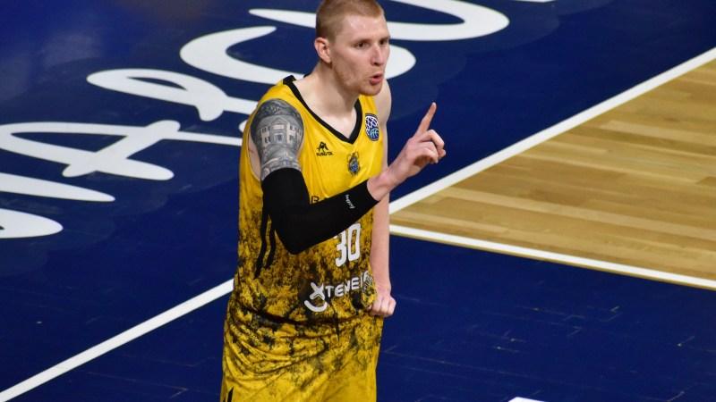 Aaron White ficha por el Estrella Roja de Belgrado