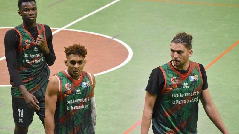 Romén Hernández y Ladji Dembélé, entre los mejores de la jornada en EBA y en el Grupo B-B
